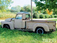 Old International Trucks | era International Truck - International Relic - Custom Classic Trucks ...