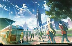 Trails of Cold Steel - Trista/Thors concept art Video Game Art, Video Games, Trails Of Cold Steel, The Legend Of Heroes, Anime Artwork, Concept Art, Cool Art, Adventure, Pictures