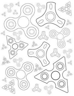 Print emoji fidget spinner emoticon coloring pages | Emoji ...