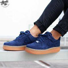Sneakers femme - Nike Air Force 1 (©sneaks_up)                                                                                                                                                                                 Plus