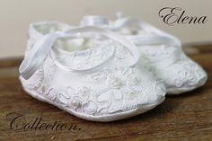 Ballerina Inspired Baby Girl Christening by ElenaCollectionUSA