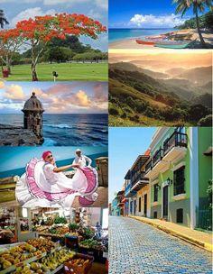 Bello Puerto Rico!!