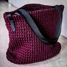 ✿ ❤ Crochet bag.
