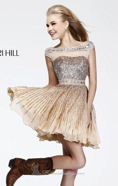 Sherri Hill 8518 Dress - MissesDressy.com