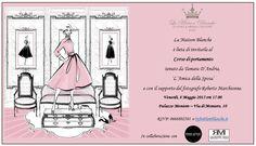 Corso di portamento e posa fotografica con la bridal Stylist L'Amica della Sposa, nell'Atelier La Maison Blanche a Roma, e il supporto di video e foto di Roberto Marchionne e Giuseppe Voci.  Spose Vi aspettiamo venerdì 8 Maggio 2015 , in Via di Montoro 10,Roma.  www.bridalstylist.it   #posafotografica #bridalstylist #lamicadellasposa #lamaisonblanche #atelier #robertomarchionne #giuseppevociph #matrimonio #nozze #sposa #sposi #sposami #futurisposi #wedding #bridal #brides