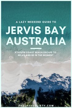 Check out our lazy weekend guide to stunning Jervis Bay located in the south coast of Australia. This pristine coastal region is home to the whitest sandy beach in Australia. Click through to see. #jervisbay #australiabeaches #southcoast #australia #beachescape Coast Australia, Australia Travel, Solo Travel, Time Travel, New Zealand Adventure, Working Holiday Visa, Paris Itinerary, Globe Travel, Us Destinations