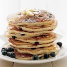 Try the Blueberry-Buttermilk Pancakes Recipe on williams-sonoma.com