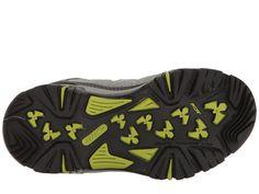 Hi-Tec Kids Forza Mid Waterproof Jr (Toddler/Little Kid/Big Kid) Boys Shoes Cool Grey/Majolica/Limoncello