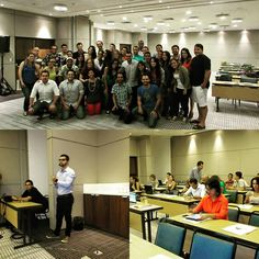 Treinamento de Mídias Sociais para profissionais de diversas áreas em Recife. Projeto Palco do Marketing.