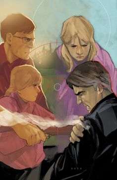 BUTTERFLY #4 (of 4) Retail Price: $3.99   Story by: Arash Amel & Marguerite Bennett Authors: Marguerite Bennett                       Artist: Antonio Fuso Cover Artist: Phil Noto No matter the mission, the life of a Project Delta operative is one of isolation, and once again Butterfly finds herself on her own and desperate.
