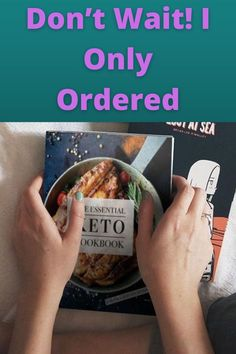 Normally, the digital version of The Essential Keto Cookbook sells for $29.99 on our website (and the physical version retails for $34.99 on Amazon). But to celebrate the updated version of The Essential Keto Cookbook, and get it into the hands of more people like you, who want to eat delicious food and lose weight… I ordered 1,000 print copies of the cookbook to give away. And I can't afford to keep giving it away forever... Best Weight Loss Pills, Weight Loss Goals, Weight Loss Results, Loose Weight, At Home Workouts, Physics, Health Fitness, Keto, Yummy Food