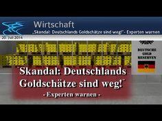 "Skandal: ""Deutschlands Goldschätze sind weg!""- Experten warnen | 20.07.2..."