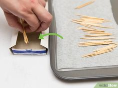 How to Make Cinnamon Toothpicks: 9 Steps (with Pictures) - wikiHow Cinnamon Toothpicks, Spices, Pictures, Photos, Spice, Grimm
