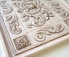 Decorative Relief Tiles Unique View A Gallery Of Each Decorative Relief Tile For Kitchen Or Bath Decorating Inspiration