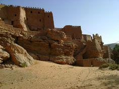 """Taghit, Bechar, Algeria. Le vieux """"Ksar"""". Photography by Houda Arfi"""