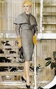 1000 Images About 1959 61 Women S Fashion On Pinterest