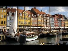 Waterfront Cities of the World - Copenhagen - YouTube bikes and urban planning