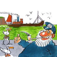Trawlerman - Jack Tebbit