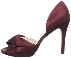 262c12c61e6 bridesmaid shoe. though if they want to wear lower heels then i don t