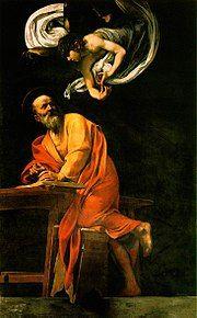 The Inspiration of Saint Matthew by Caravaggio.jpg
