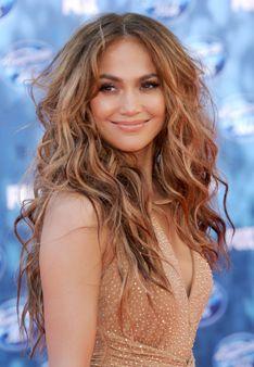 Jennifer Lopez- Love this look & seems simple too!