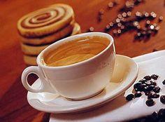 Un cafecito para aguantar el cambio de horario :)