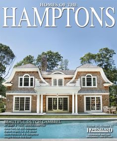 Check out the latest issue of Homes of the Hamptons Magazine where The Fields are featured!