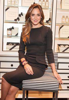 Tamara Falcó inauguró una boutique en Madrid el día después de su cumpleaños