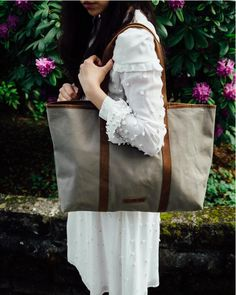 Whether you are a keen traveller or a sophisticated shopper, we have introduced a perfect mix of canvas & leather bags to fit your needs perfectly. Canvas Backpack, Canvas Tote Bags, Canvas Leather, Leather Bags, Canvas Handbags, Canvas Shoulder Bag, Shopper Tote, Leather Accessories, Summer Collection