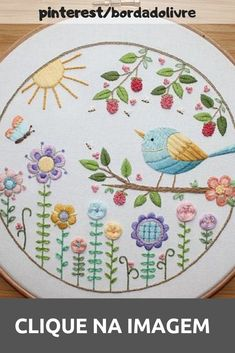 Felt Embroidery, Embroidery Stitches, Needlepoint Stitches, Some Times, Sewing Projects, Cross Stitch, Arts And Crafts, Quilts, Dolls