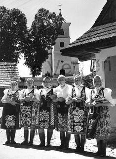 Folk Costume, Costumes, Janome, Nostalgia, Around The Worlds, European Countries, Czech Republic, Life, Hampers