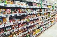Grocery stores around the world where you can purchase Japanese ingredients. The names of grocery stores were provided by local JOC readers. Indian Grocery Store, Japanese Grocery, Gondola, Empire, Store Interiors, Food Preparation, Street Food, Asian Recipes, I Am Awesome