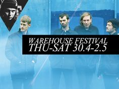 Andreas Odbjerg recommends two impressive live bands for this years #WarehouseFestival at DOK5000: When Saints Go Machine & Slaughter Beach.  Read more at: http://www.thisisodense.dk/en/18392/warehouse-festival #whf15 #odense #mitodense #thisisodense #andreasodbjerg #odenseerawesome