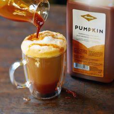 63 oz Fontana™ Pumpkin Sauce. $23.95 at @Starbucks
