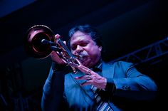 Show memorável do grande trompetista Chiquinho em Taubaté #Show #trompete #Chiquinho