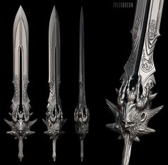 God of War 3 - Blade of Olympus, Tyler Breon on ArtStation at https://www.artstation.com/artwork/god-of-war-3-blade-of-olympus