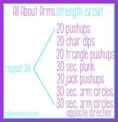 workout for you guys to try out heres the elliptical workout 727x750 Treadmill With Arm Workout