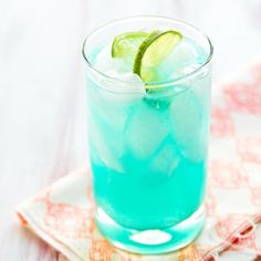Sauza® Tequila - Blue Margarita - try it with Sauza® Blue Silver Tequila! #recipes