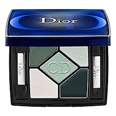 "Dior - 5-Colour Designer All-In-One Artistry Palette ""Green Design"" #Emerald"