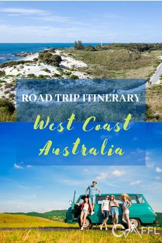 We've created the perfect West Coast Road Trip Itinerary from Broome to Perth. 14 days is the amount of time you will need to do this trip in its entirety. Roadtrip Australia, Australia Travel Guide, West Coast Australia, Western Australia, Travel Advice, Travel Guides, Kalbarri National Park, Melbourne Travel, Working Holiday Visa
