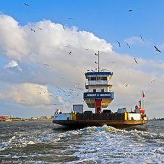 Galveston Island Ferry