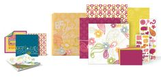 Monthly Highlights from Creative Memories -- NEW Be Young albums, paper and digital sets -- super cute!!