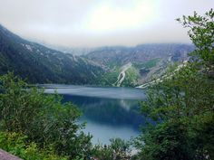 Morskie Oko     Морське Око — найбільше та найвідоміше озеро у Татрах. Розташоване на висоті 1395 м. #morskieoko #mountains #Tatry #travel #poland