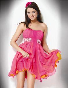 hemsandsleeves.com cheap-short-prom-dresses-24 #cutedresses