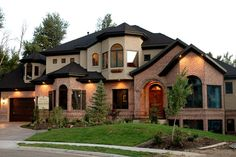 Lovely Tuscan style home. Cost details available for this new home construction.
