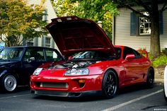 MK4 Supra | Flickr - Photo Sharing!