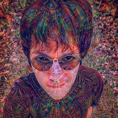 Accurate.  #deepdream #selfie #trippy #wtf #psychedelic #chyeah by colt.classics