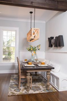 Check out carpenter Clint Harp's best furniture pieces as seen on HGTV's Fixer Upper.
