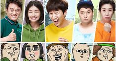 THE SOUND OF YOUR HEART: Kwang Soo Lee, Dae Myung Kim e So Min Jung. Muito hilário, adorei!!!