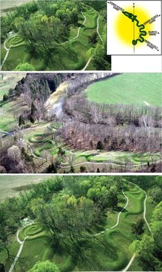 Serpent Mound - Adams County, Ohio